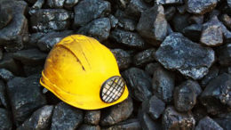 miniera carbone