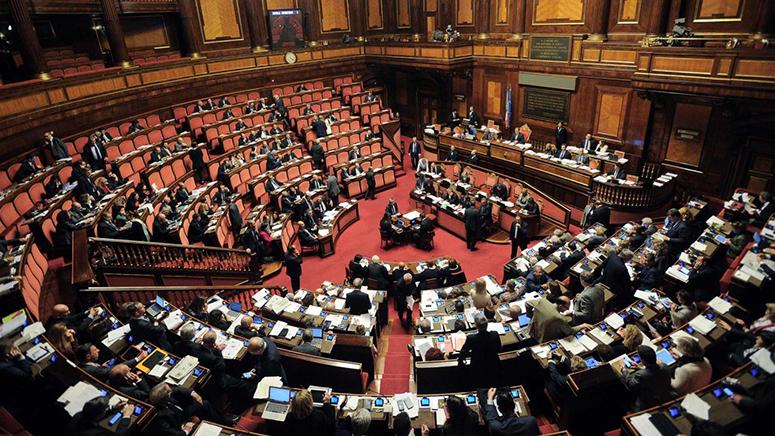 Parlamentari occorre uno scatto di orgoglio italoblogger for Parlamentari numero