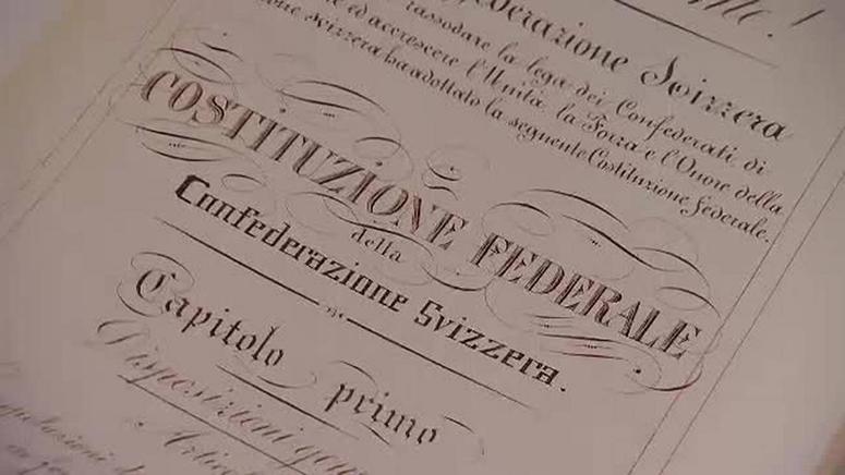 Costituzione elvetica