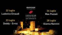 Castle on air